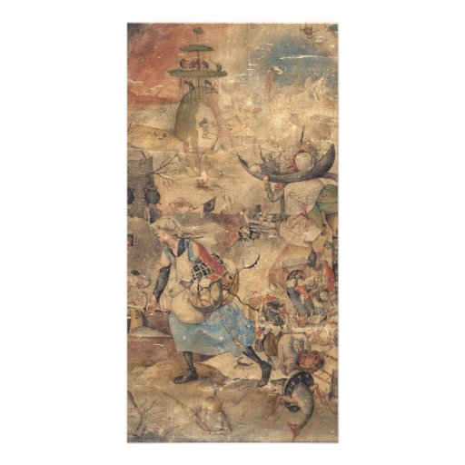 Dulle Griet (Mad Meg) by Pieter Bruegel Photo Greeting Card