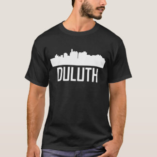 Duluth Minnesota City Skyline T-Shirt