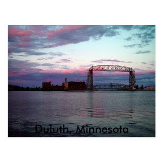Duluth,MN Postcard