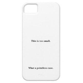 Dumb iPhone Case iPhone 5 Cover