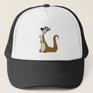 Dumb Weasel Trucker Hat