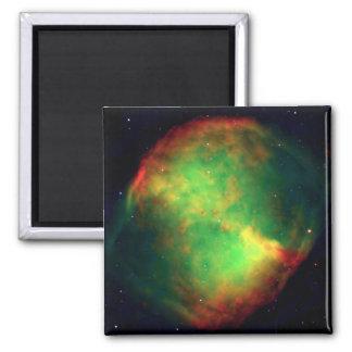 Dumbbell Nebula Constellation Vulpecula, The Fox Magnet