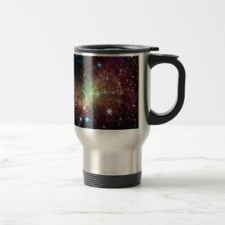 Dumbbell Nebula Travel Mug