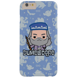 Dumbledore Cartoon Character Art Barely There iPhone 6 Plus Case