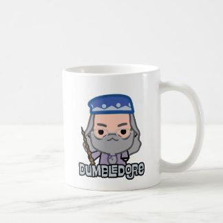 Dumbledore Cartoon Character Art Coffee Mug
