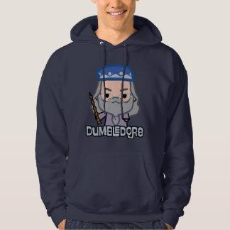Dumbledore Cartoon Character Art Hoodie