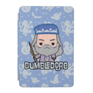 Dumbledore Cartoon Character Art iPad Mini Cover