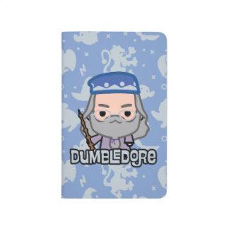 Dumbledore Cartoon Character Art Journal