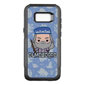 Dumbledore Cartoon Character Art OtterBox Commuter Samsung Galaxy S8+ Case