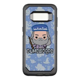 Dumbledore Cartoon Character Art OtterBox Commuter Samsung Galaxy S8 Case