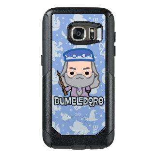Dumbledore Cartoon Character Art OtterBox Samsung Galaxy S7 Case