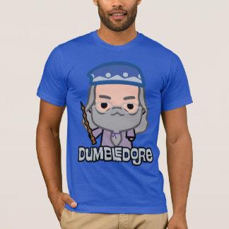 Dumbledore Cartoon Character Art T-Shirt