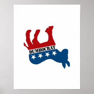 Dumbocrat Posters