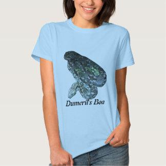 Dumeril's Boa Ladies Baby Doll (Fitted) Tshirts