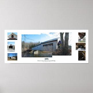 Dummerston Covered Bridge Vermont Posters