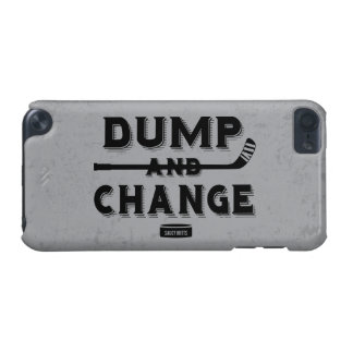 Dump and Change Hockey iPod Touch (5th Generation) Cover