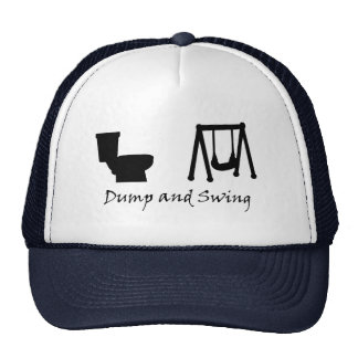 Dump and Swing - Ultimate Frisbee Cap