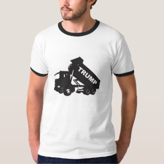 Dump the Trump - Dump Truck T-Shirt