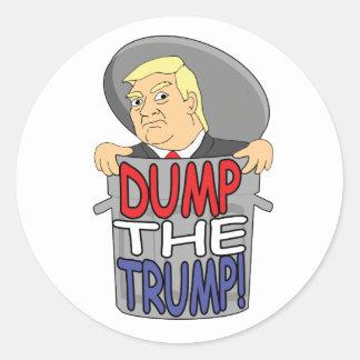 Dump the Trump Stickers