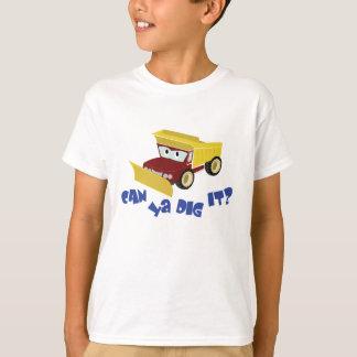 Dump Truck Kids tee