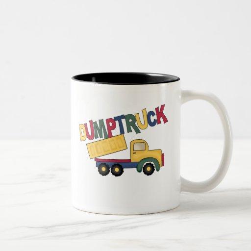 Dump Truck Coffee Mug
