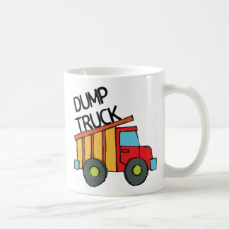 Dump Truck Mugs