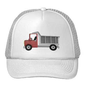 Dump Truck Tshirts and Gifts Mesh Hats