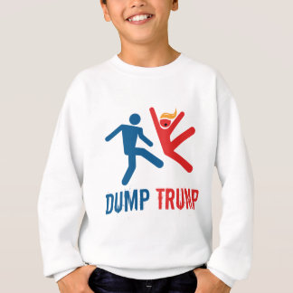 Dump Trump 1 Sweatshirt