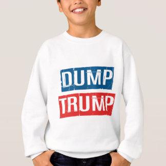 Dump Trump 2 Sweatshirt