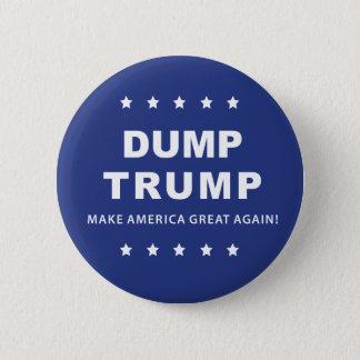 Dump Trump Button   Impeach the President Now