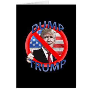 Dump Trump Card