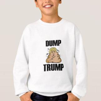 Dump Trump funny Sweatshirt