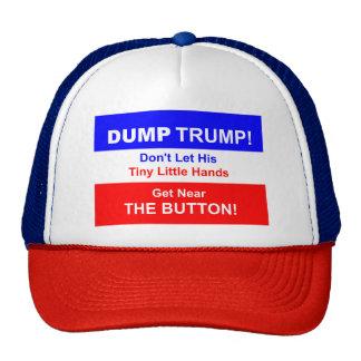 """""""Dump Trump"""" Hat"""