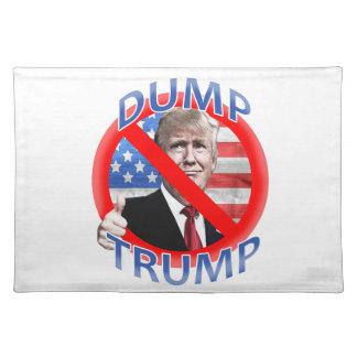 Dump Trump Placemat