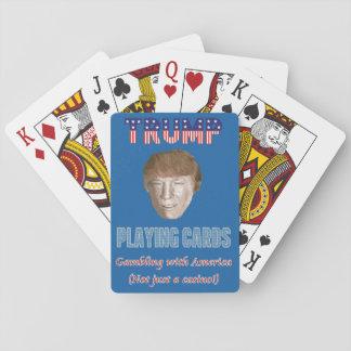 Dump Trump Playing Cards