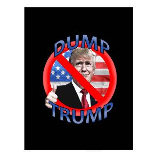 Dump Trump Postcard