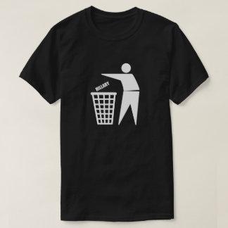 DUMPH HILLARY - PITCH IN! T-Shirt
