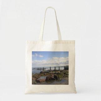 Dunbar Beach Scotland Bag