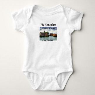 Dunbar Castle – Clan Dunbar Baby Bodysuit