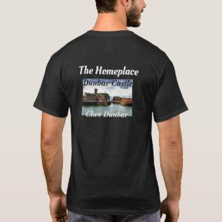 Dunbar Castle – Clan Dunbar T-Shirt