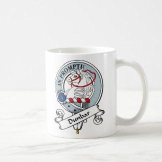 Dunbar Clan Badge Coffee Mug