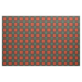 Dunbar clan Plaid Scottish tartan Fabric