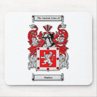 Dunbar Coat of Arms Mouse Pad