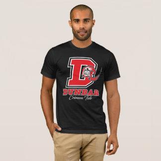 Dunbar Crimson Tide Men's T-shirt (dark)