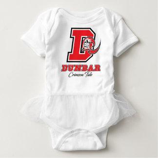 Dunbar Crimson Tide Pride Baby Bodysuit