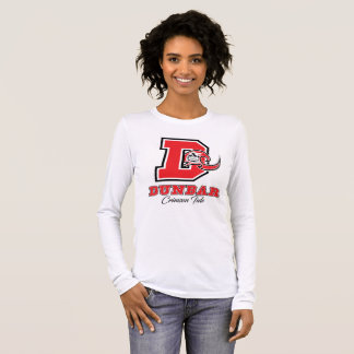 Dunbar Crimson Tide Women's Long Sleeve T-Shirt