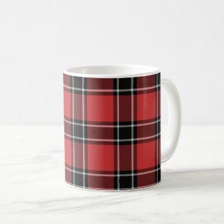 Dunbar District Tartan Coffee Mug