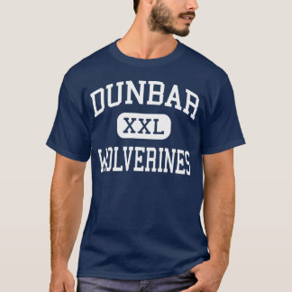 Dunbar - Wolverines - High School - Dayton Ohio T-Shirt