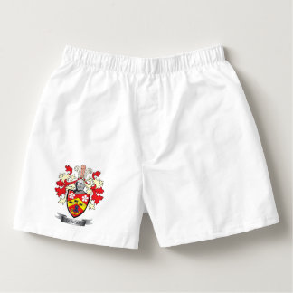 Duncan Family Crest Coat of Arms Boxers