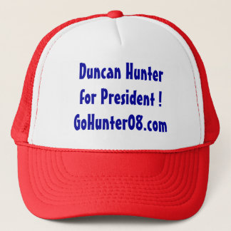 Duncan Hunter hat